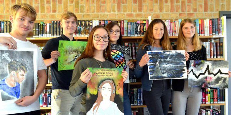 Ausgezeichnete Schüler am Gymnasium Jessen