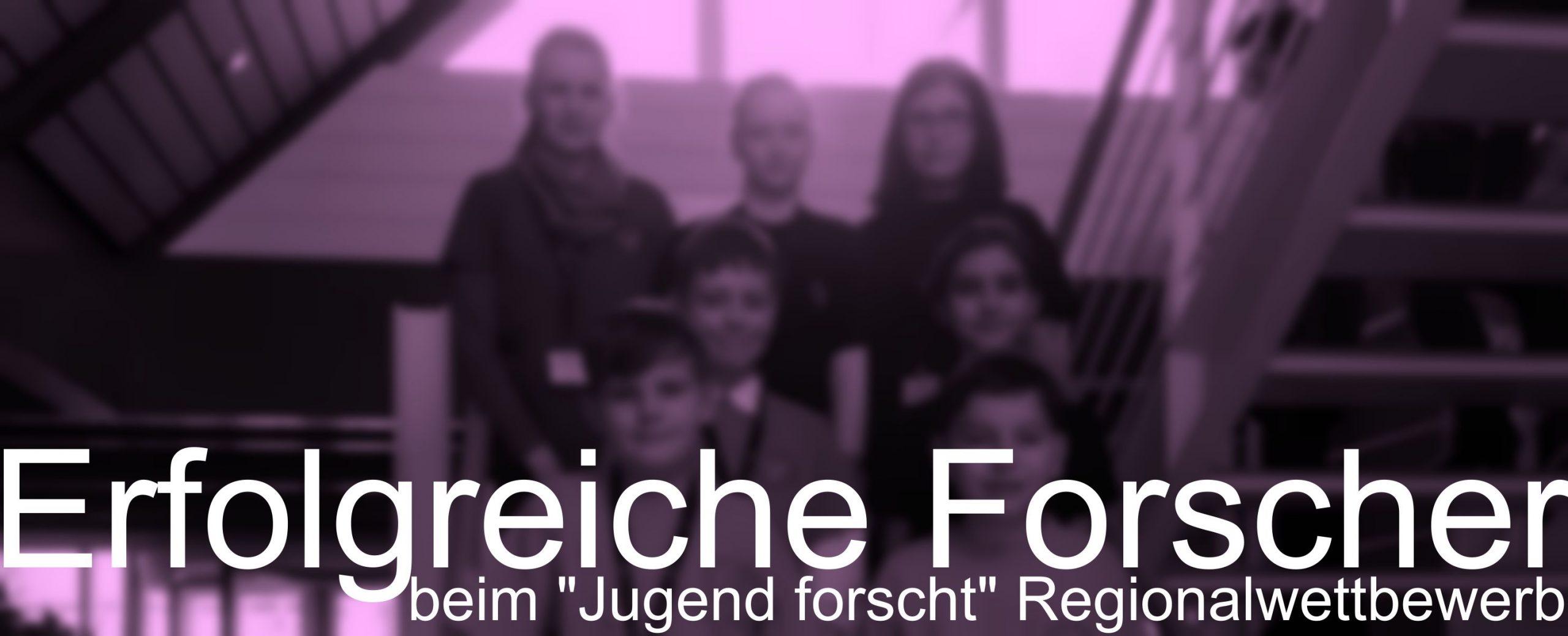 """""""Jugend forscht"""" am Gymnasium Jessen"""